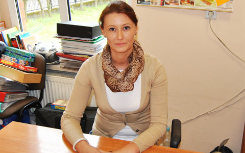 mgr Marzena Drozdek