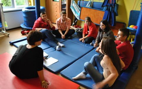 Zajęcia warsztatowe dla wolontariuszy – przygotowania