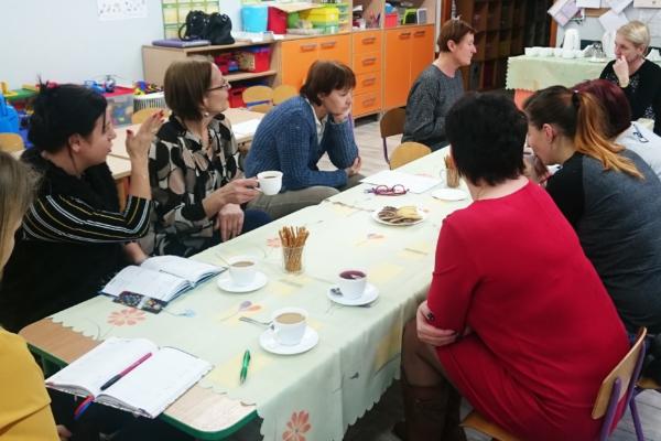 Współdziałanie i komunikowanie się z rodzicami- szkolenie